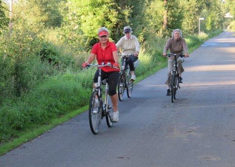 20 km Radfahren 4
