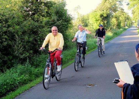 20 km Radfahren 3