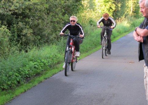 20 km Radfahren 5