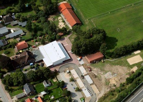 SG Padenstedt  Sportanlagen 2013