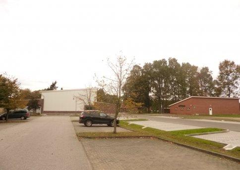 SG Padenstedt Parkplatz