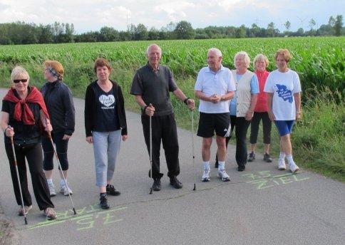 Start Nordic Walking