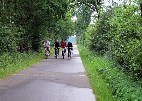 20 km Radfahren