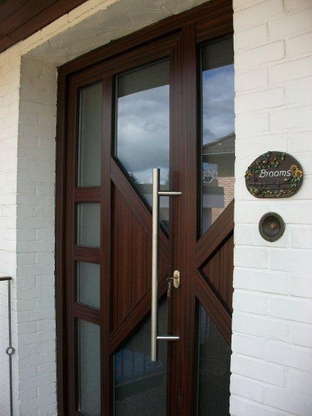 Tür Eingangstür Hauseingang