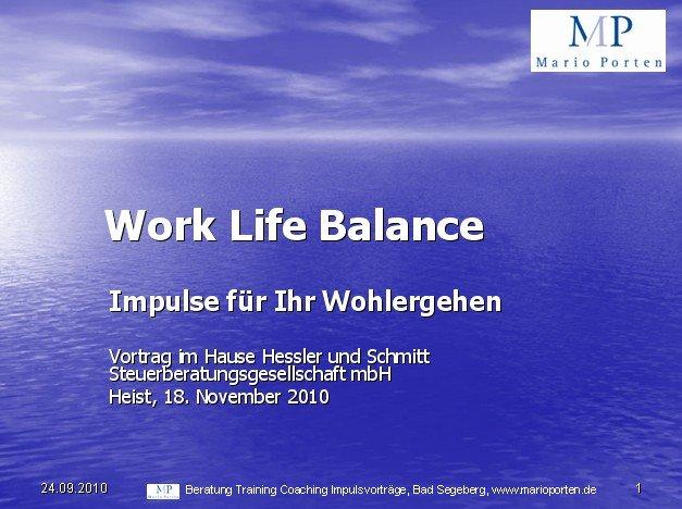 Vortrag Hessler und Schmitt WLB