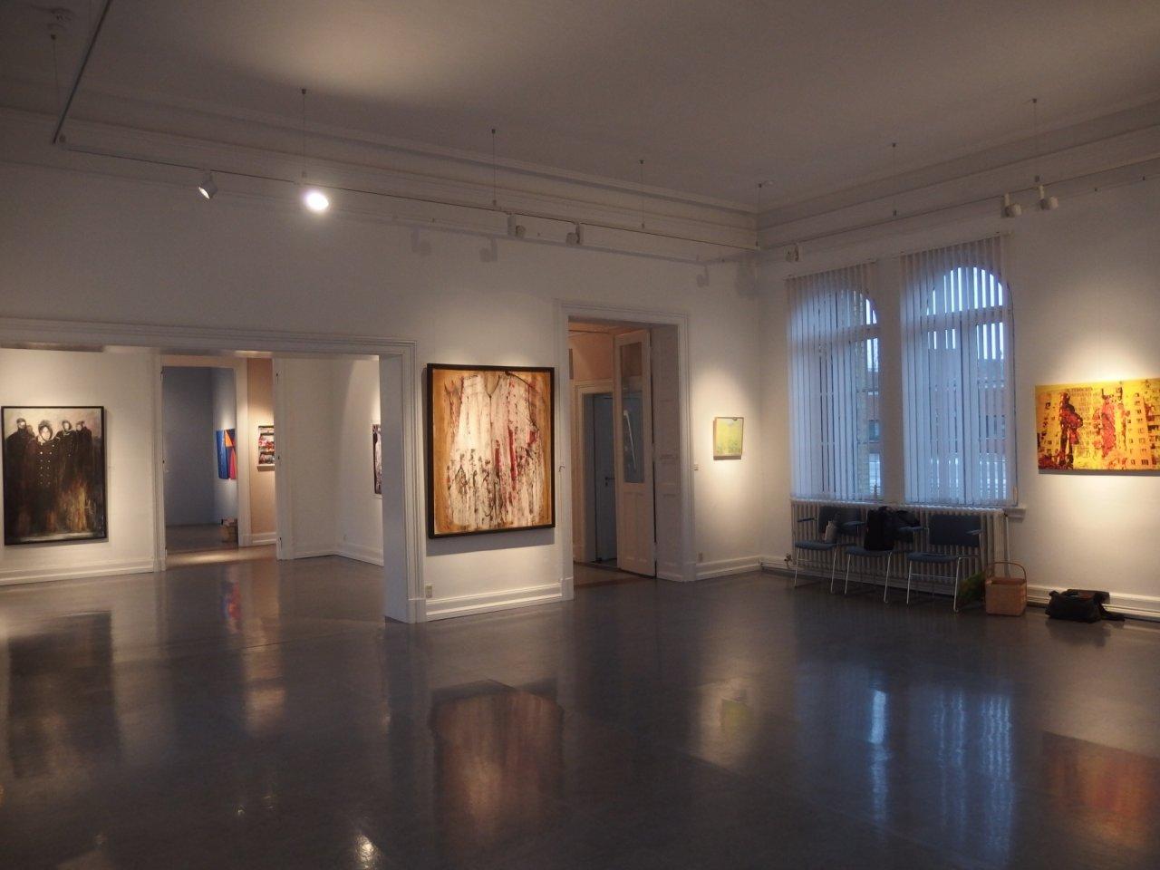 Ausstellung Apenrade 2