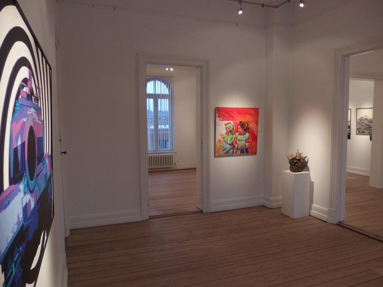 Ausstellung Apenrade 10