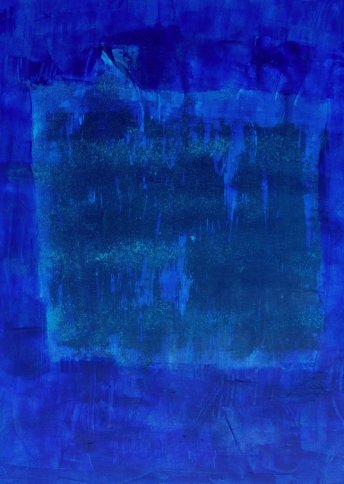 "Renate Basten   ""rapsody in blue 4"""