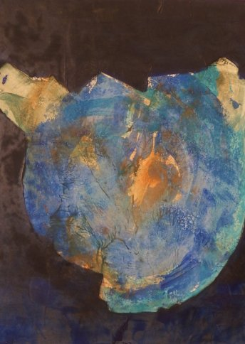 "Renate Basten ""small blue 9"""