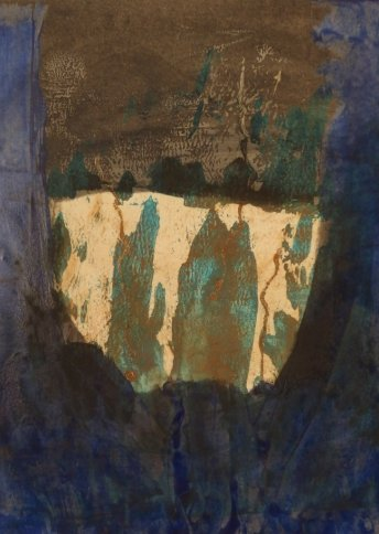 "Renate Basten ""small blue 11"""