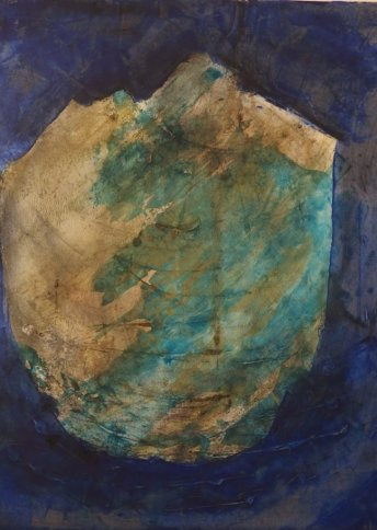 "Renate Basten ""small blue 12"""