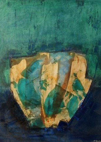 "Renate Basten ""small blue 18"""